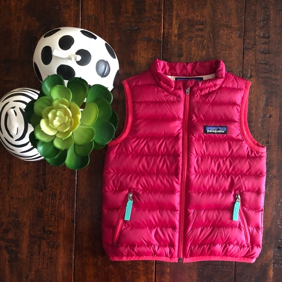 27419ed31 Patagonia toddler girl down sweater vest jacket 2T.  M_5a905512b7f72be020e391a1